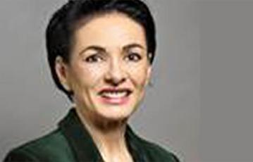 Stiftungsratspräsidentin Marianne Binder-Keller